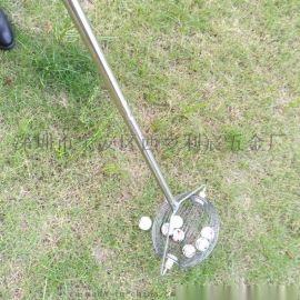 新型高尔夫球捡球器 不锈钢捡球器 拾球器 抓球器