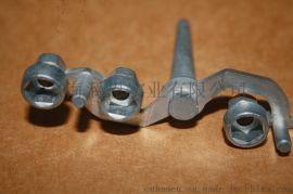 鋅合金緊固六角螺栓,鋅合金產品