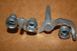 锌合金紧固六角螺栓,锌合金产品