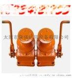 供应太原厂家120型涡轮卷筒批发价格手动张紧器蜗轮卷筒