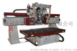 重切削實木沙發加工中心木工數控加工中心CNC木工機械木工加工中心