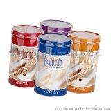 鸡蛋卷铁罐包装 巧克力铁盒 糖果类马口铁罐