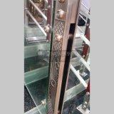 定制 酒店歐式風格不鏽鋼拉手  玻璃門不鏽鋼拉手 耐氧化 耐腐蝕