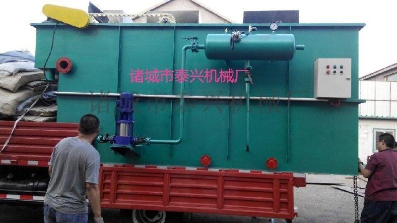 河北深泽乳胶手套污水处理用气浮机