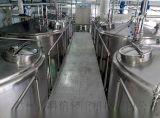 年產1000噸全自動果酒生產線(果酒釀酒設備)項目方案