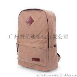 十大品牌双肩包男包同款加工定制广州花都狮岭男包工厂