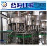 采购饮用水饮料灌装机三合一灌装机选择蓝海机械品质有保障