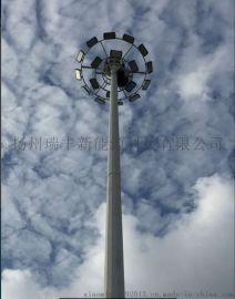 高杆灯厂家  支持来样定制   12米15米30米  广场足球场户外照明