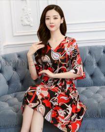 鄭州匯品惠夏裝新款連衣裙