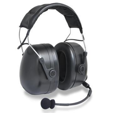 对讲机抗噪音大耳罩耳机(CHE2000)
