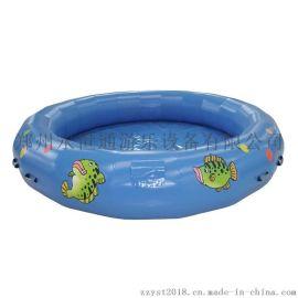 水上乐园设备大型户外儿童充气游泳池百万海洋球池