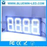 美国加油站LED  LED油价屏 防水广告牌厂家