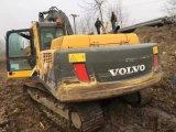 低價出售一臺沃爾沃210二手挖掘機價格便宜