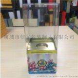 酒包装流行新款亚克力透明酒盒大气精美厂家可定制