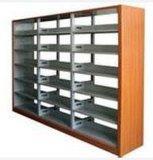 钢制双柱双面书架 可定制批发档案文件资料书架 图书馆阅览室书架