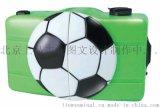 韓日世界杯 足球造型膠卷照相機