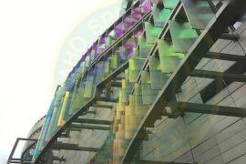 七彩鍍膜玻璃、變色玻璃、幻彩玻璃、炫彩玻璃