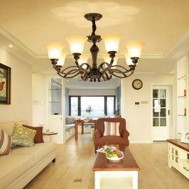 美式客廳燈 美式燈價格 優質美式客廳燈批發