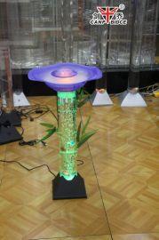 氧吧加湿器,水柱加湿器,水柱雾化灯,LED水柱加湿器