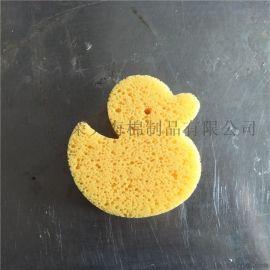耐用天然木浆棉 清洁海绵 电极海绵 低价供应 量大从优 各类彩色洗浴海绵