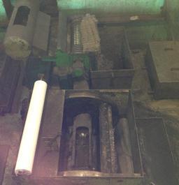 轧辊磨床过滤装置维修整改