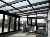高端碳鋼歐式斜頂陽光房