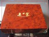 海参礼盒包装 高档海参木盒生产 10年厂家