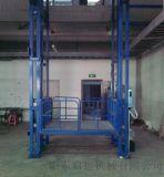 内蒙古仓储货梯启运 双跨导轨式货梯 液压升降货梯  简易货梯  包头市升降货梯销售