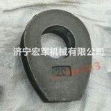 GB5974.2-86国标重型套环、钢丝绳鸡心环