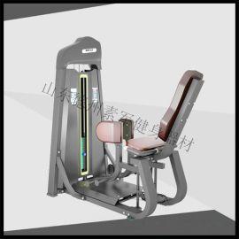 山东健身器材厂家 腿部内弯伸区训练器 商用室内健身