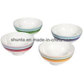 shunta美耐皿雜項花系列碗---圈紋花(新)