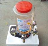 搅拌站搅拌主机电动润滑油脂泵 四出口带压力表锂基脂润滑黄油泵