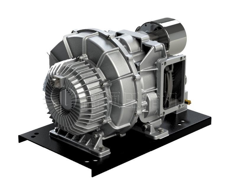 高领 厂家直销 gw240z 无油涡旋空气压缩机,空压机,汽车刹车泵图片