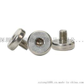 1000度耐高温螺丝500度耐高温螺丝定制生产