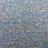 厂家直销涤氨麻灰汗布 经编色织拉架布 休闲运动瑜伽服针织面料