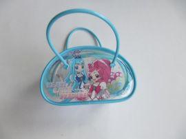PVC卡通化妆品袋