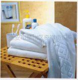 酒店賓館織LOGO浴巾(QQ-75)