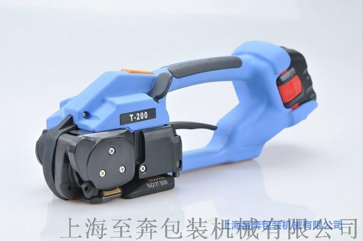 DD160便携充电式自动打包机 手提电动塑钢带捆扎机 电动打包机 厂家直销