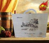 六支木盒酒盒批发定做高档瓶装礼盒红酒盒木质新品推荐手提.