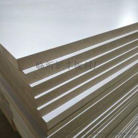 中高密度纤维板 贴面密度板密度板生产