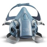 75027000系列舒适型3M防护半面具正品包邮
