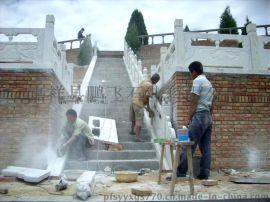 石栏杆厂家供应   景区石雕栏杆 加工定做