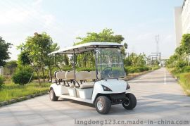 朗动LD-B8+3电动观光车