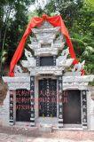 水泥制品高仿墓地石材装饰坟墓、墓碑石、陵园及模具