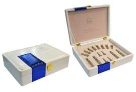 化妆品精油皮盒,皮箱