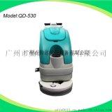 广州厂家自销电瓶式洗地机手推式洗地车地面清洗机全自动洗地机