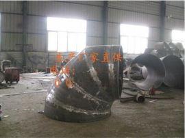 鑫涌牌X60材质大口径对焊弯头|90°保探伤焊钢制对焊弯头定做