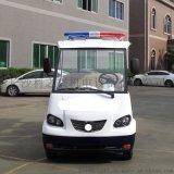 校园安保电瓶车,6座电动巡逻车,景区治安巡逻车