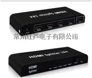 HDMI 分配器1分4 1080P 4K