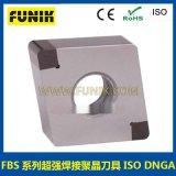 CBN刀具超强焊接 CBN焊接刀片 数控车刀超硬刀具系列运用在空调压缩机气缸